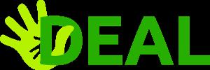 DEAL foundation Leiden logo