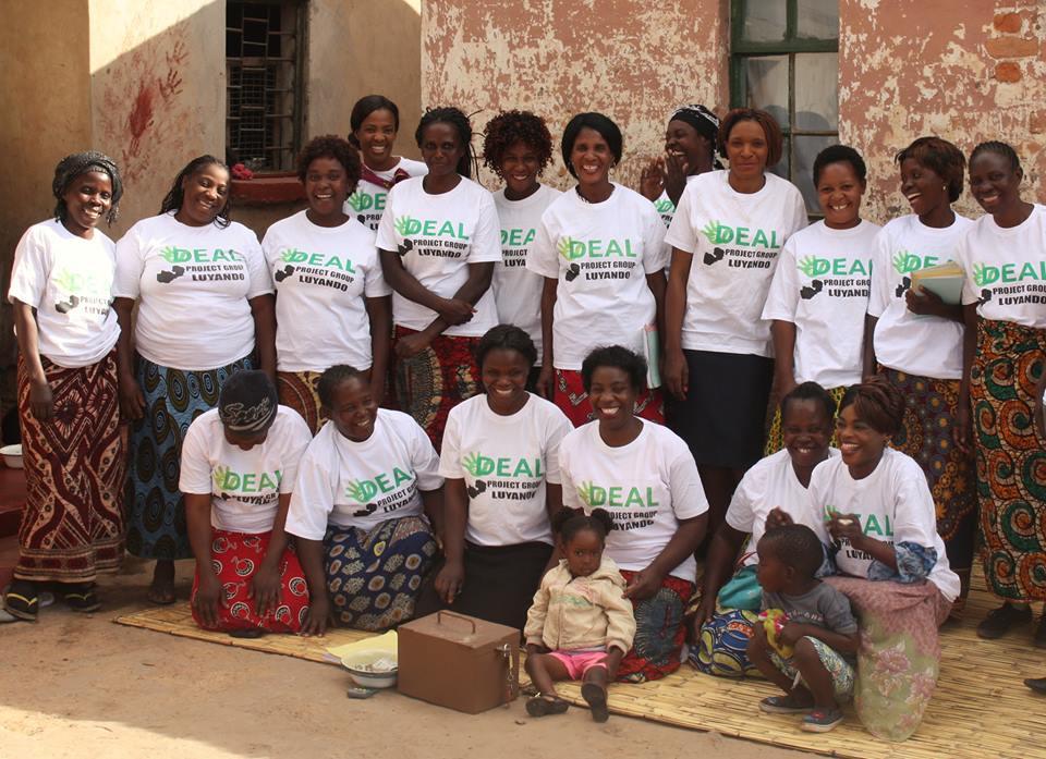 project groep luyando zambia